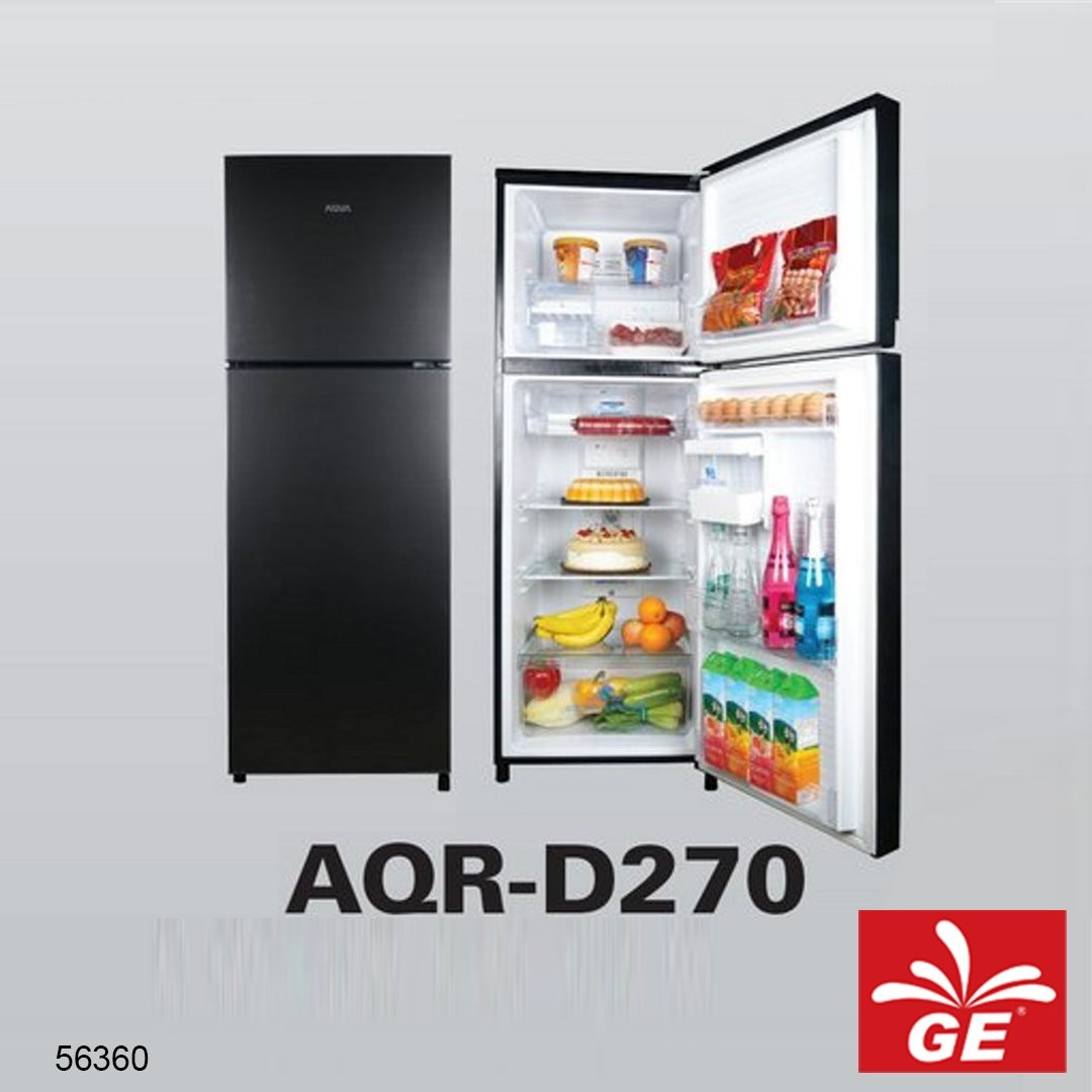 Lemari Es Kulkas AQUA AQR-D270 (DS) 56360
