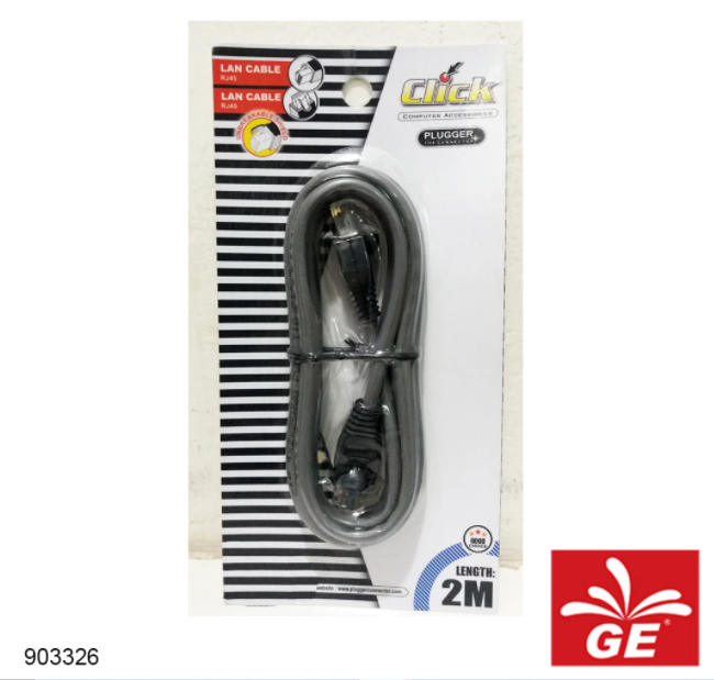 Kabel LAN RJ45 Pin to Pin 2M/3M/5M/15M 903326/27/28/30