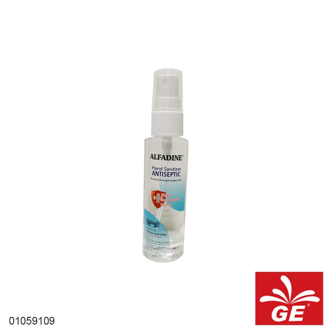 Hand Sanitizer ALFADINE Gel Antiseptic 500ml 01059109