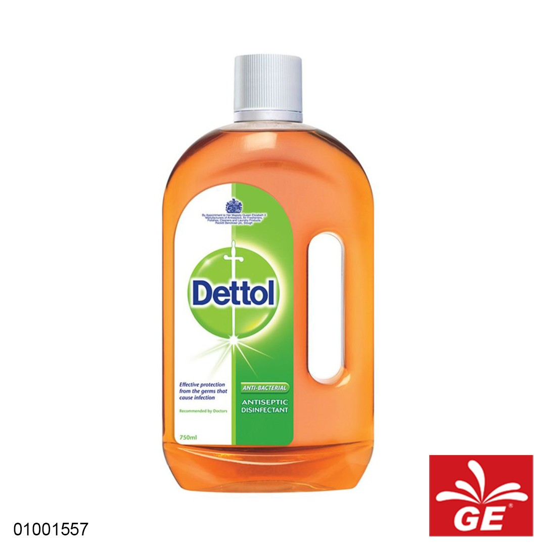 Antiseptik Cair DETTOL 750ml 01001557