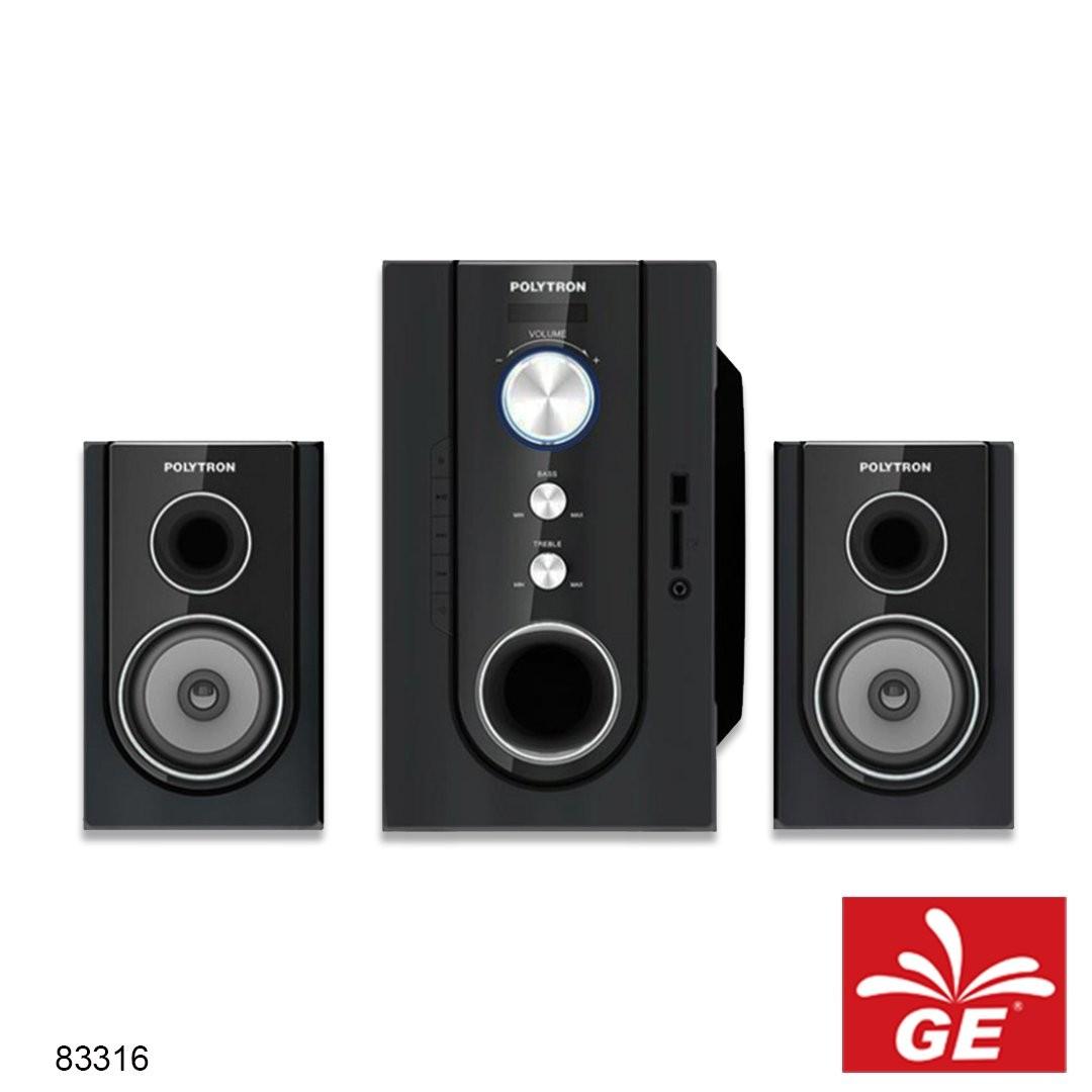 Speaker Bluetooth POLYTRON PMA 9300 83316
