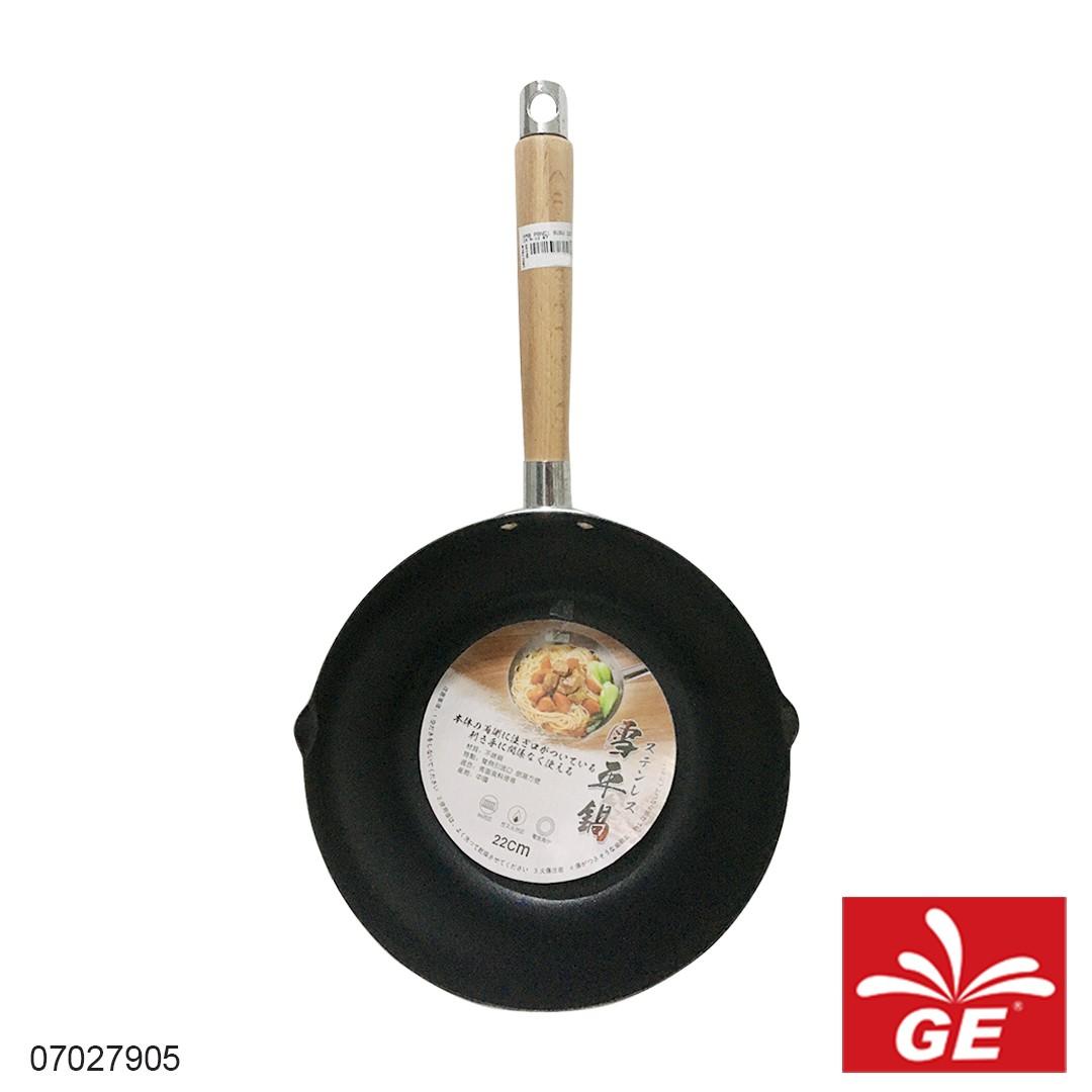Panci Stainless Steel Teflon 22cm 07027905