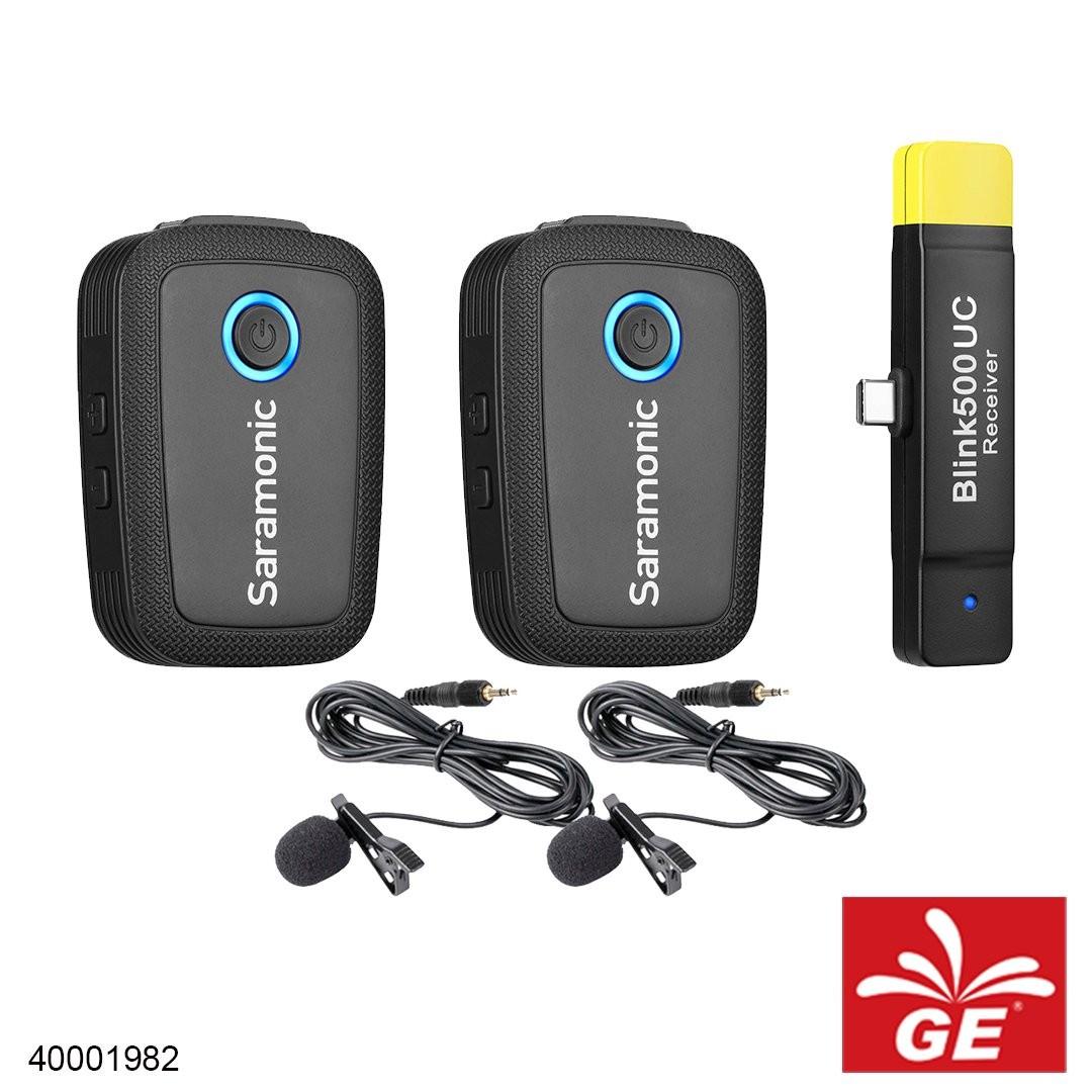 Mikrofon SARAMONIC Blink 500 B6 2 Person Wireless Clip-On
