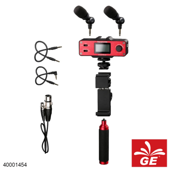 Holder SARAMONIC SmartMixer Audio And Video Solution For Mobile