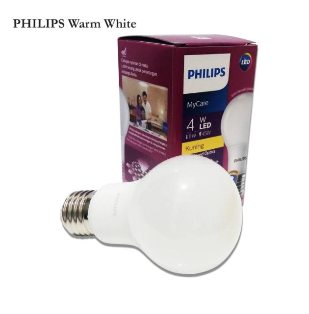 Lampu Bohlam LED PHILIPS My Care 865/830-779