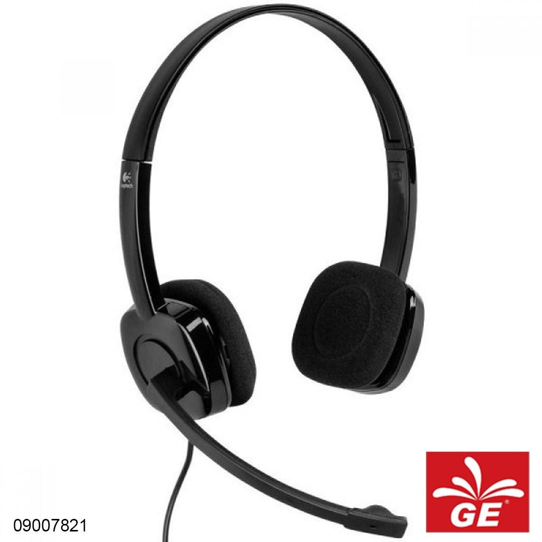 Headset Stereo LOGITECH H151 09007821