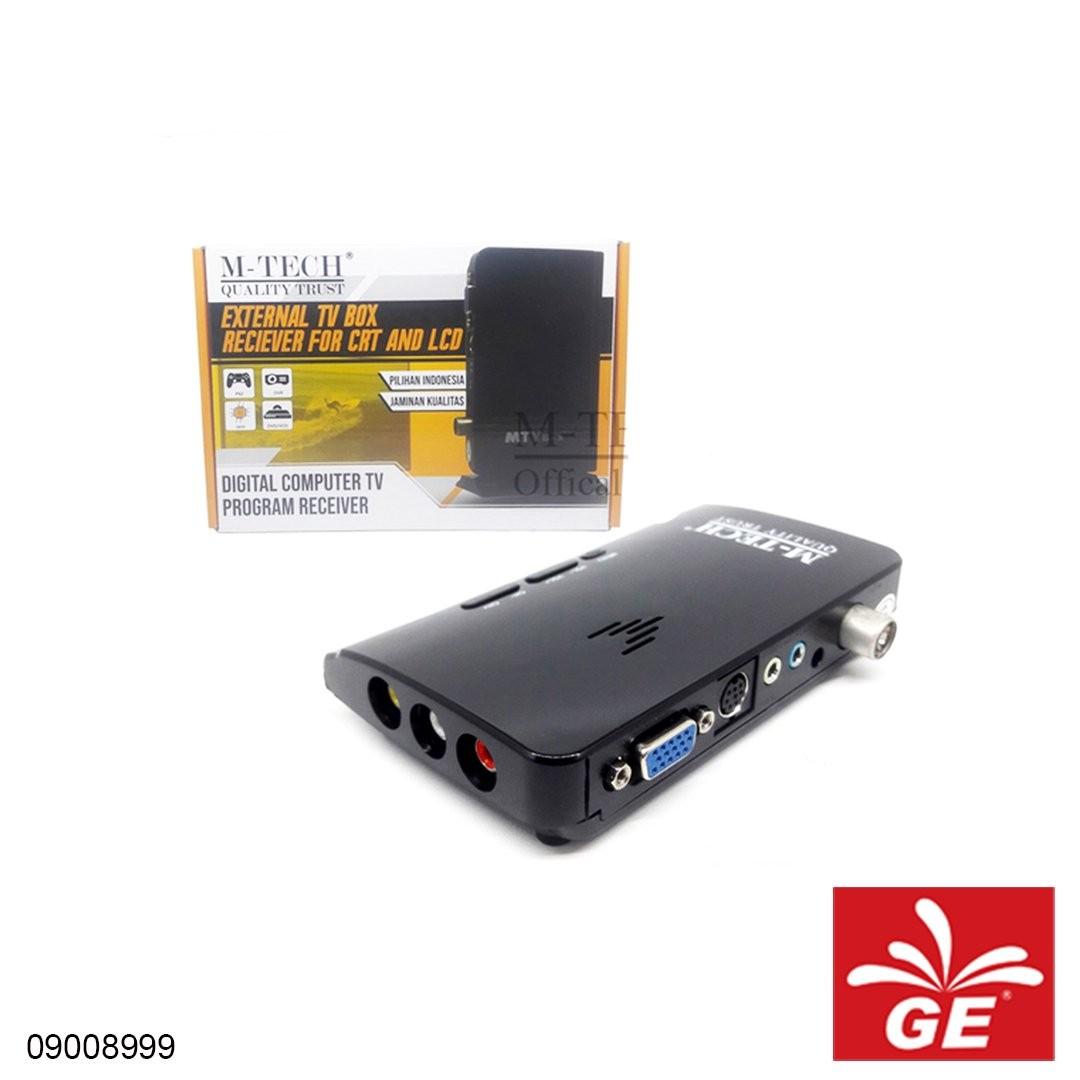 Tuner TV M-TECH External Combo For CRT & LCD 09008999