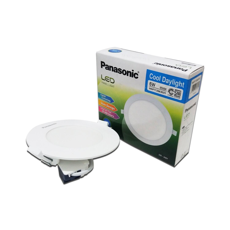 Lampu Downlight LED PANASONIC NNP 712663031 Cool Daylight 6W