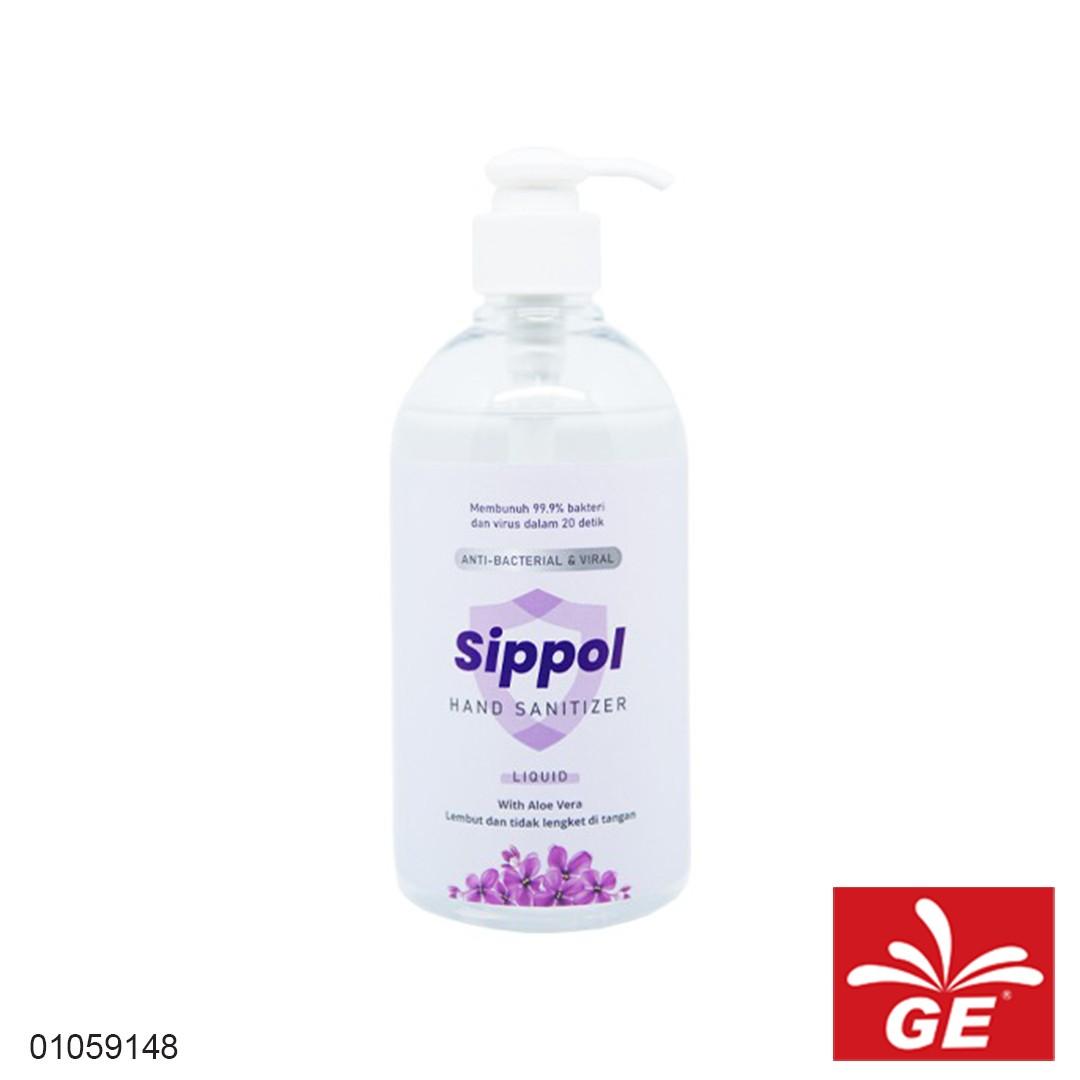 Hand Sanitizer SIPPOL Liquid 500ml 01059148