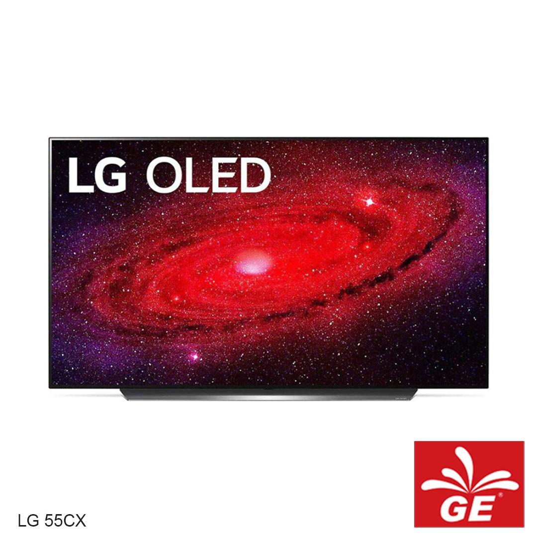 TV OLED LG 55CX 55inch