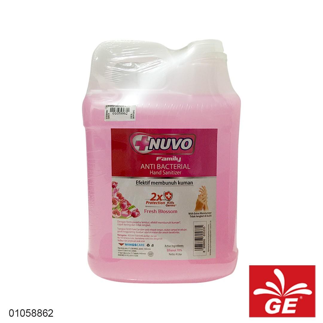 Hand Sanitizer NUVO Fresh Blossom 4L 01058862