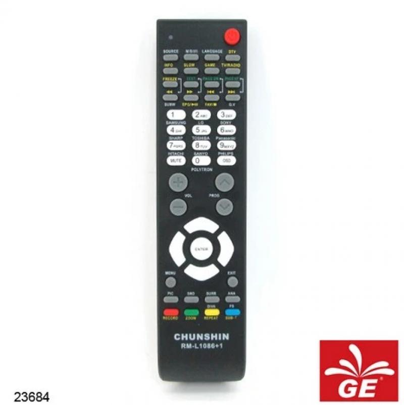 REMOTE CHUNSHIN LCD LED TV RM-1086 23684
