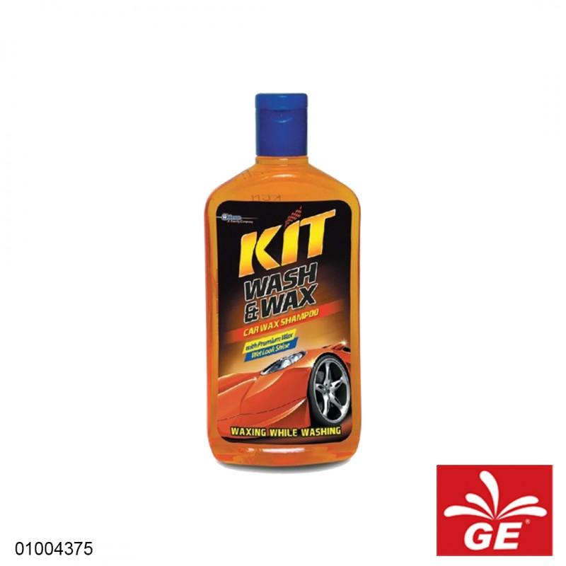 Pembersih KIT Wash & Wax 500ml 01004375