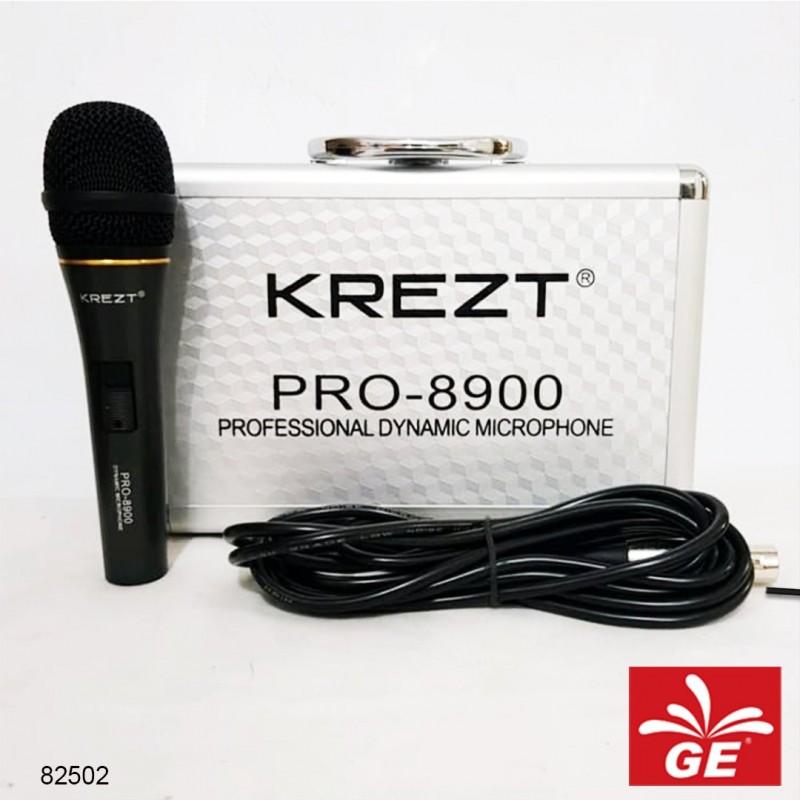 Mikrofon KREZT Pro-8900 Professional Dynamic Microphone 82502