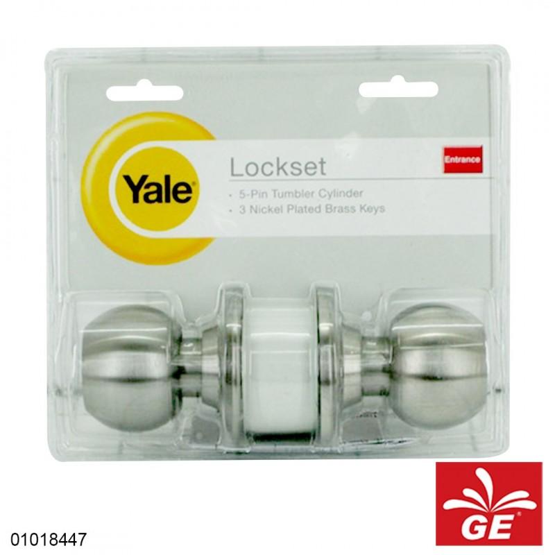 Kunci Pintu Bulat Gagang Handle Yale VCA5127 01018447