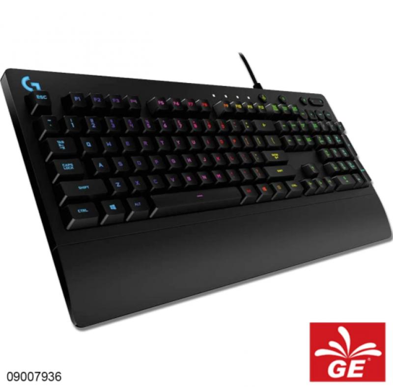 Keyboard LOGITECH G213 Prodigy RGB Gaming Keyboard 09007936