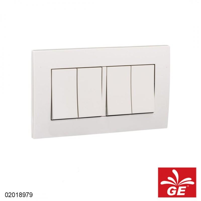 Saklar SCHNEIDER ELECTRIC KB34/1 4Gang 02018979