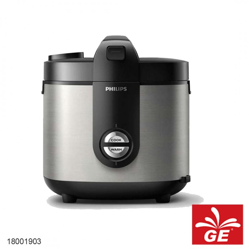 Rice Cooker PHILIPS HD3138 Silver 18001903