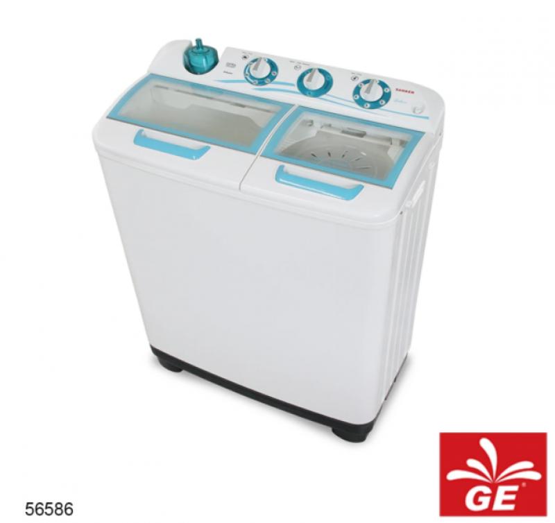 Mesin Cuci SANKEN TW-1122GX 2 Tabung 9Kg 56586