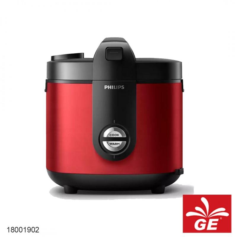 Rice Cooker PHILIPS HD3138 Merah 18001902