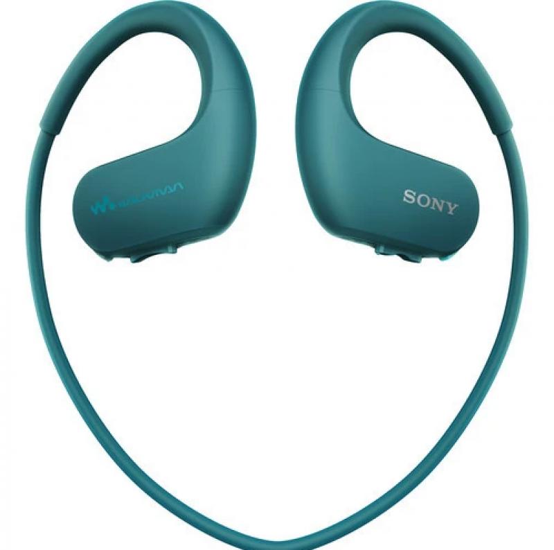 Sony MP3 Walkman Earhook Sport Series NWZ-WS413 Blue 05017025