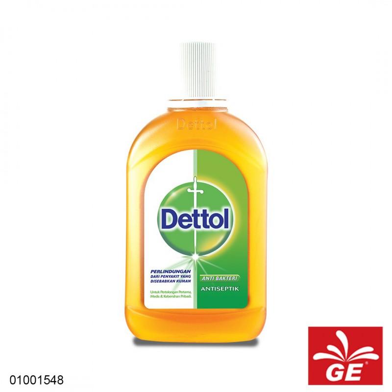 Antiseptik Cair DETTOL 245ml 01001548