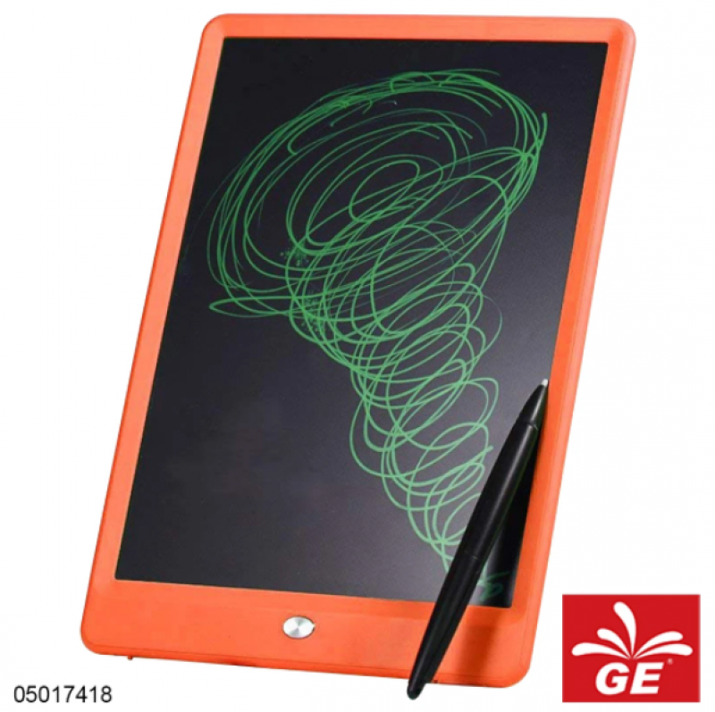 Papan Tulis LCD Draw Writing Pad Tablet 10 inch 05017418