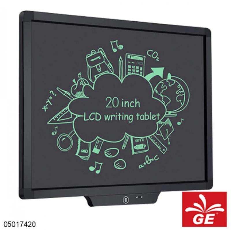 Papan Tulis LCD Draw Writing Pad Tablet 20 inch 05017420