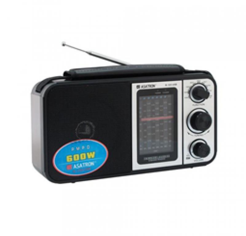 RADIO Asatron R-105 USB (8 band) 05011985