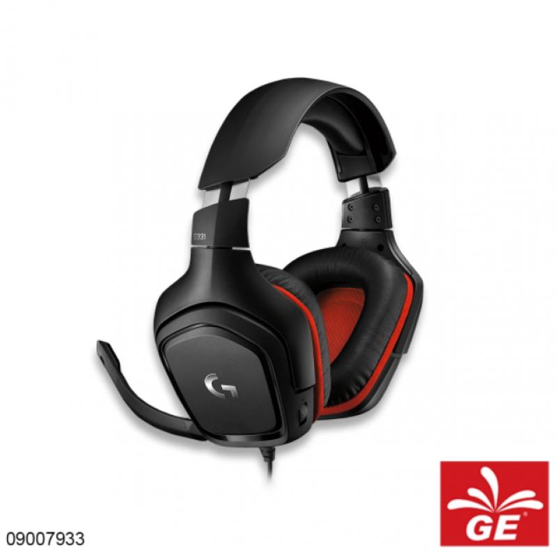 Headset Stereo Gaming LOGITECH G331 09007933