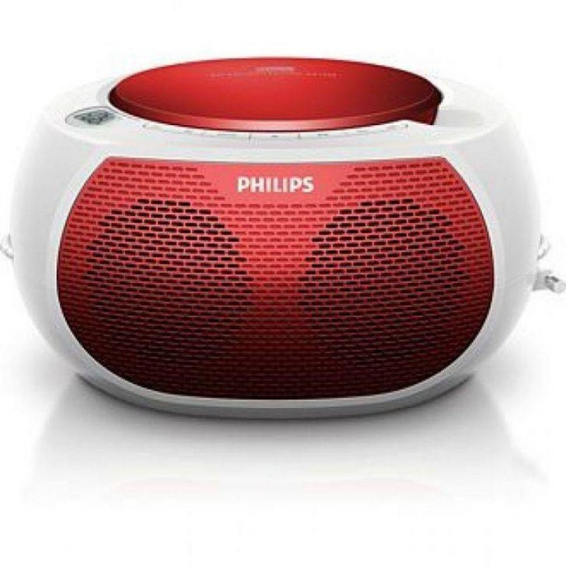 Philips AZ-100 Red 12746