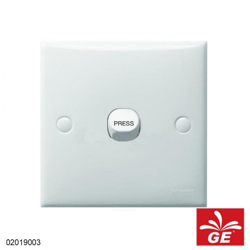 Saklar Bell Press SCHNEIDER ELECTRIC S-Classic E31 BPRPA 02019003