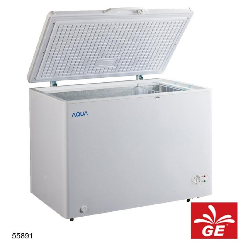 CHEST FREEZER AQUA AQF-310(W) 55891