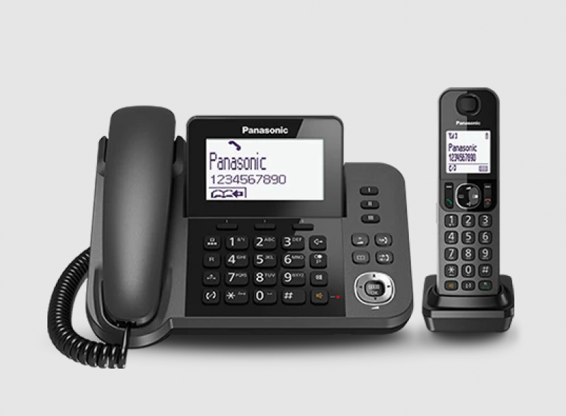 Panasonic Cordless KX-TGF310