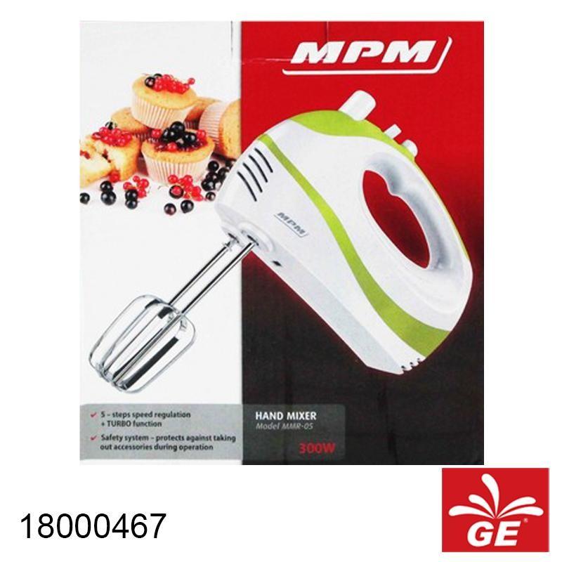 MIXER HAND MPM 300W MMR-05 18000467