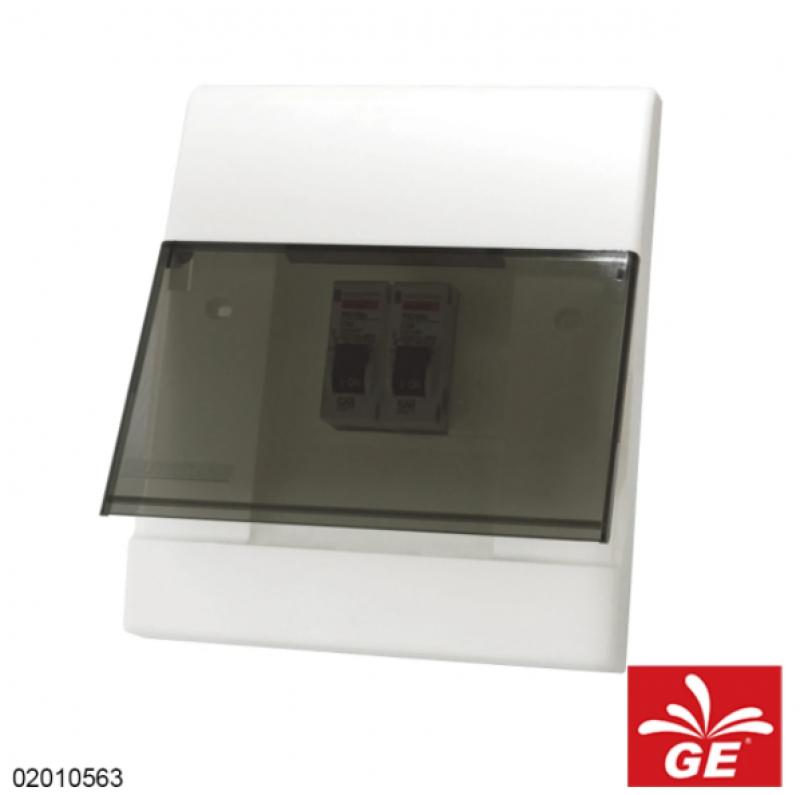 MCB Box Uticon 1804 4G 02010563
