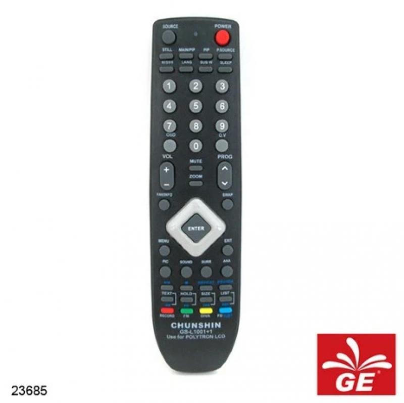 REMOTE CHUNSHIN LCD LED TV RM-L1001 23685
