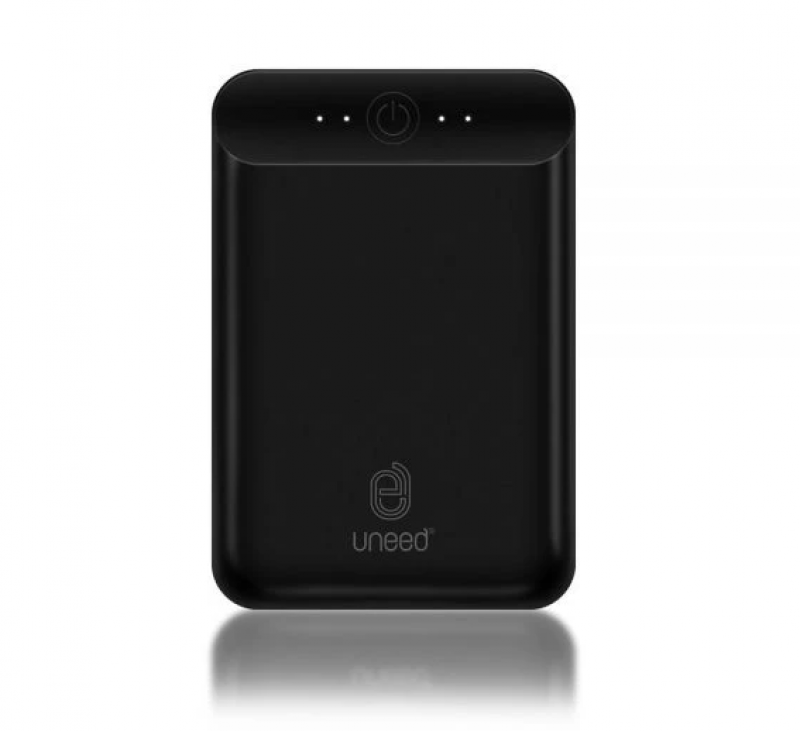 Powerbank UNEED UPB407 Compactbox Q10+Quick Charge 3.0 10.000mAh