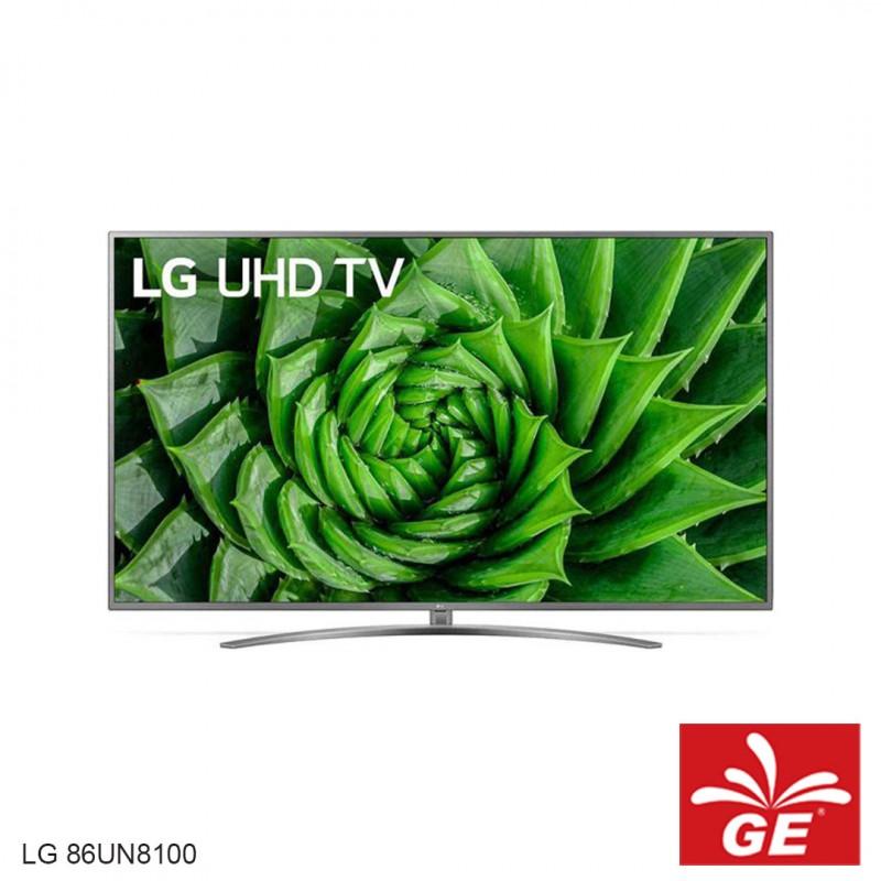 TV UHD LG 86UN8100 86inch