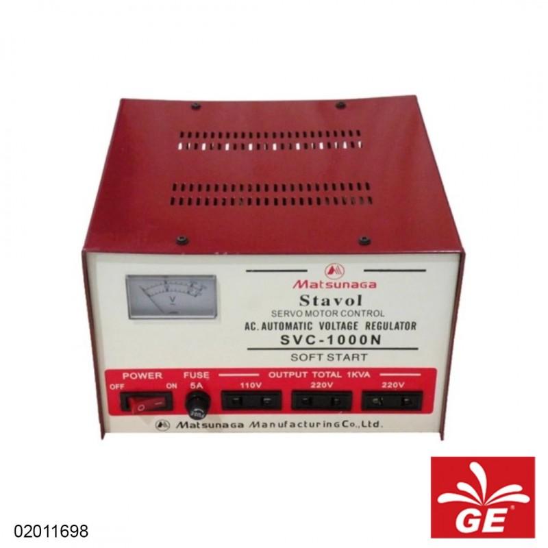 Stabilizer MATSUNAGA Stavol SVC-1000N 02011698