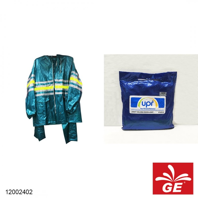 Jas Hujan UPR Jaket Celana Excellent All Size Dewasa 12002402