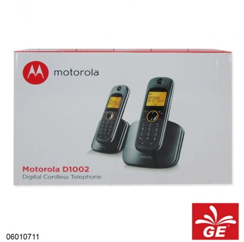 CORD MOTOROLLA D-1002 5 06010711