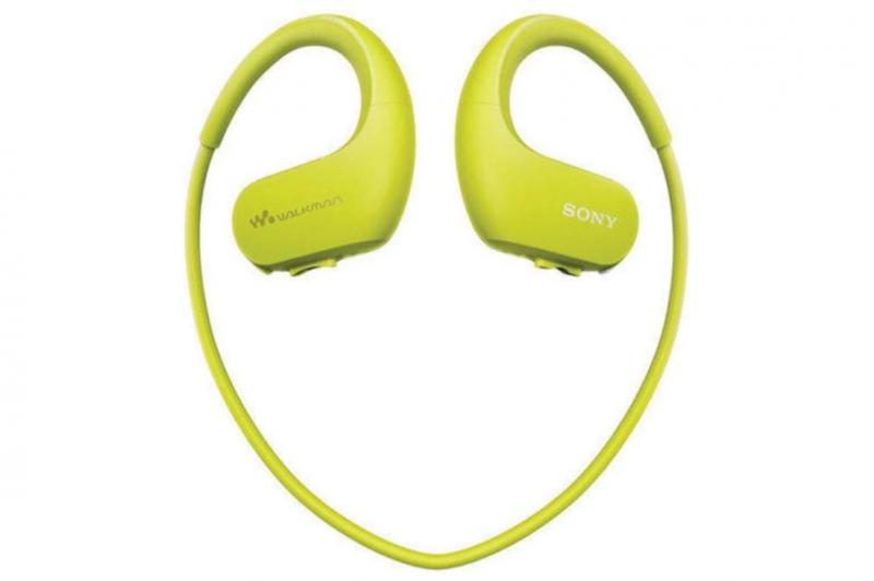 Sony MP3 Walkman Earhook Sport Series NWZ-WS413 Green 05017026