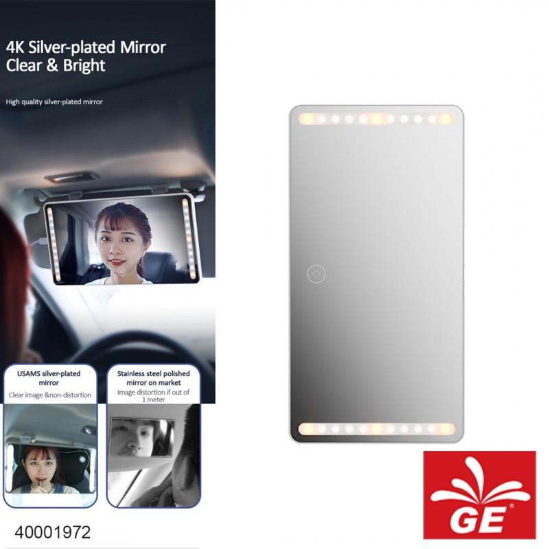 Lampu Kaca Mobil USAMS US-ZB175 Car Fill Light Mirror 40001972