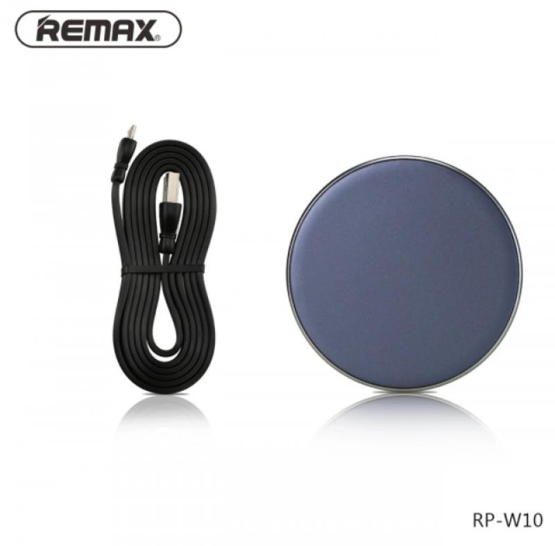 Charger REMAX RP-W10 Infinite Wireless Biru 40001052