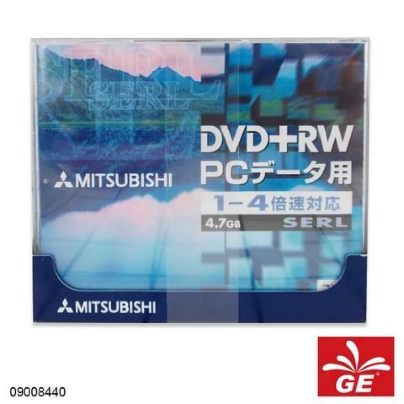 DVD RW MITSUBISHI 4X4.7GB/PAK 09008440