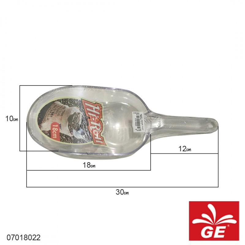 Sekop Tepung Alat Takar Plastik 18cm 07018022