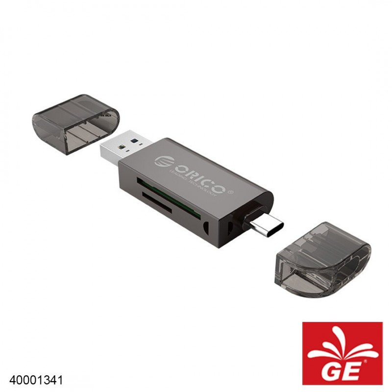 Card Reader ORICO AA-CDR02 USB3.0 to Type-C 2in1 Zinc Alloy