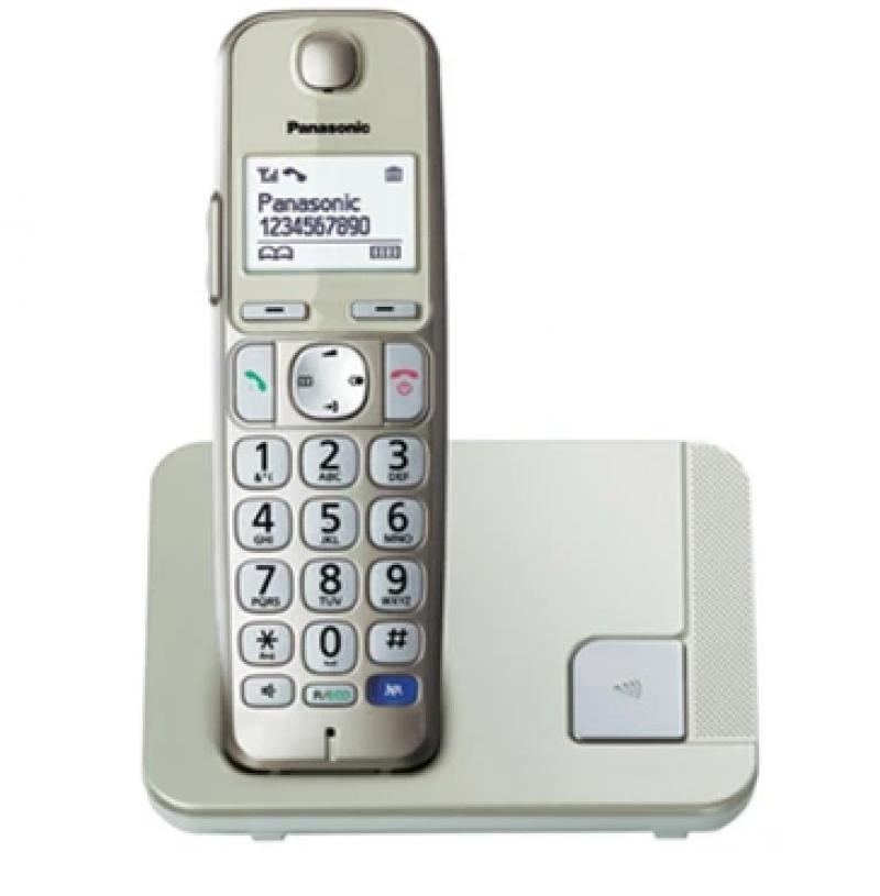 Panasonic Cordless KX-TGE210 Digital Cordless Phone