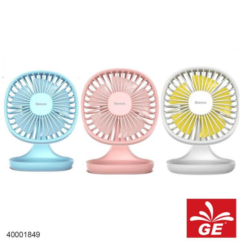 Kipas Angin Mini BASEUS Pudding Shaped Fan 40001849